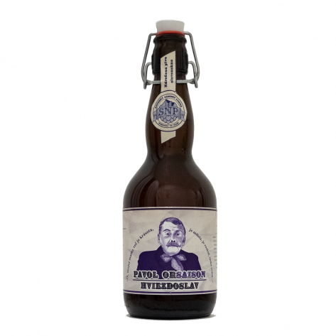 Slovensky narodny pivovar - Pavol Orsaison Hviezdoslav
