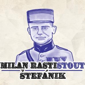 Milan Rastistout Štefánik 12,5°