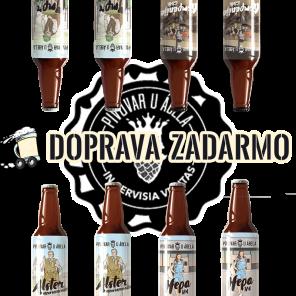 Pivovar U Ábela - Balenie Horkýže
