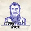 Slovensky narodny pivovar - Ludowheat Stur (busta)